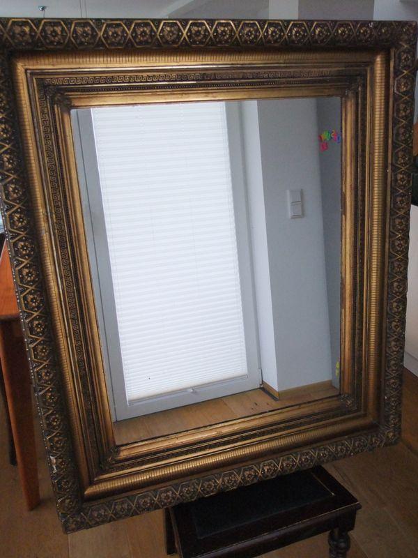 Spiegel Mit Bilderrahmen stuck spiegel bilderrahmen in münchen sonstige antiquitäten kaufen