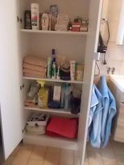 Badezimmer - Hochschrank