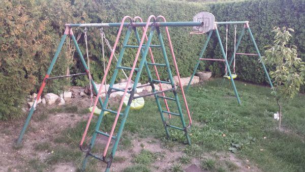 Klettergerüst Garten Gebraucht : Klettergeruest kaufen gebraucht dhd