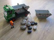 Playmobil 3318 Containerdienst