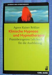 Hypnoseausbildung,Hypnotherapie