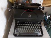 2x Antike Schreibmaschine