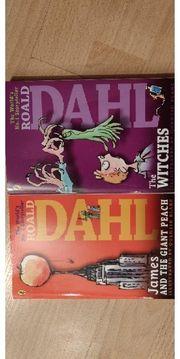 Roald Dahl - 2 Bücher in