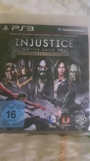 PlayStation 3 Injustice