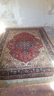 Teppich Indisch handgeknüpft
