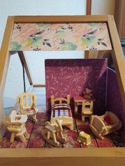 Puppenhausmöbel Puppenstube Zubehör