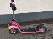 PUKY R03 Scooter pink