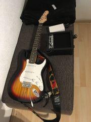 elektronische Gitarre