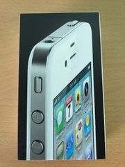 iPhone 4 white/