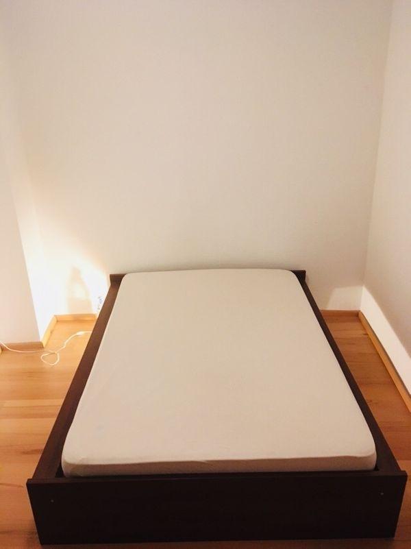 Bettgestell Ikea Malm in Weinheim - Betten kaufen und verkaufen über ...
