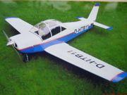 RC Modellflugzeug BO-