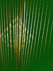 Türvorhang Dekorationsvorhang aus Holzperlen eignet