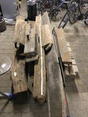Altes Holz Eichenbalken