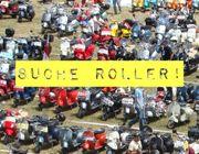 Suche Motorroller/Moped/