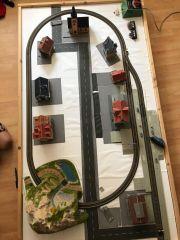 H0 Eisenbahn Komplettanlage !
