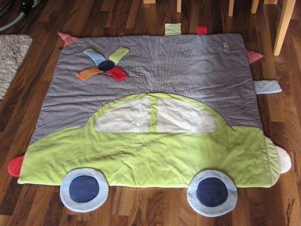 sterntaler krabbeldecke babydecke auto mit funktionen in laudenbach baby und kinderartikel. Black Bedroom Furniture Sets. Home Design Ideas