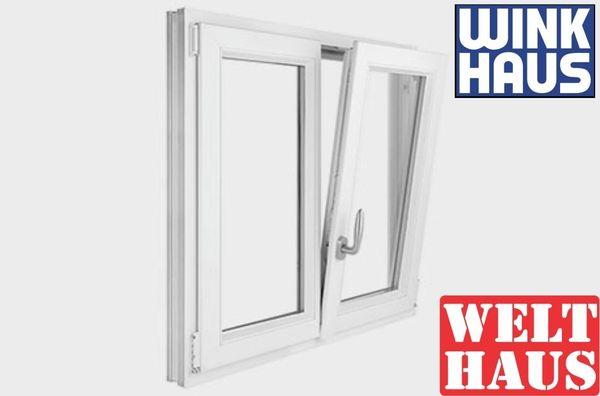 Welthaus Fenster Samlamander mit Winkhaus