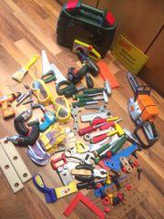 Spielzeug Werkzeug, z.