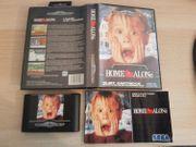 Sega Mega Drive Spiel Home