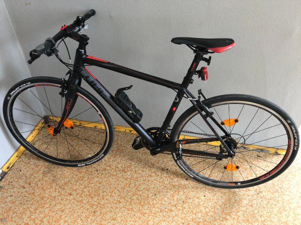cube fahrrad gebraucht kaufen nur noch 2 st bis 60. Black Bedroom Furniture Sets. Home Design Ideas