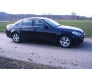 BMW 525d unfallfrei,