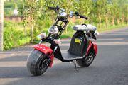 Citycoco Elektro Scooter 1500W 20Ah
