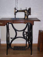 Antike Naehmaschine In Forchheim Sammlungen Seltenes Günstig