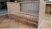 Babybett/Kinderbett Paidi