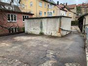 LAGER-Grundstück 80qm - Eingezäunt - Betonboden o