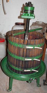 Große Weinpresse