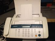 Samsung Tintenstrahl- Fax