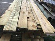Holz und Terrassen