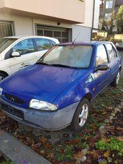 Ford Fiesta 5 türig