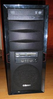 OctaCore-PC 4 2GHz Takt 16GB