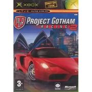 XBox Classic Project Gotham Racing
