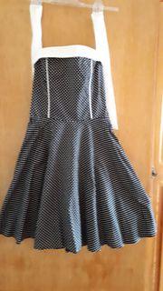 Retro Rockabilly 50er Jahre - Kleid