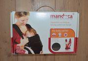 Neuwertige Manduca Babytrage original verpackt