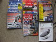 Audio-Hifi Audio-High-End-Zeitschriften