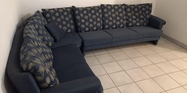 Eckcouch In Ipsheim Polster Sessel Couch Kaufen Und Verkaufen