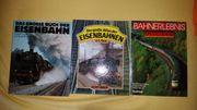 3 große Bücher /